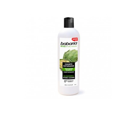 Babaria Carciofo Riparazione Shampoo 400ml