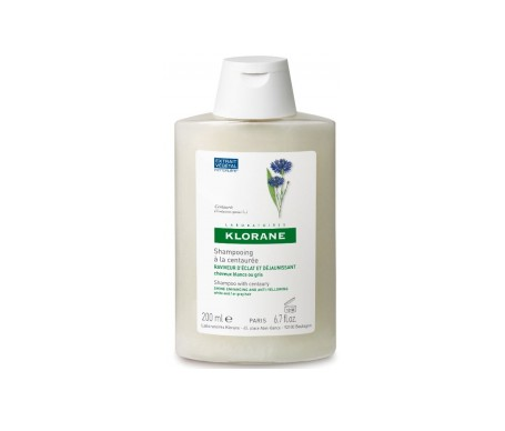 Klorane Shampooing Centaurée 200ml