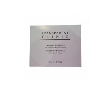 Transparente Klinik Transparente Klinikcreme, regenerierend 50ml