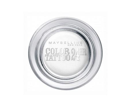Maybelline Eye Studio Color Tattoo 45 Infinite White