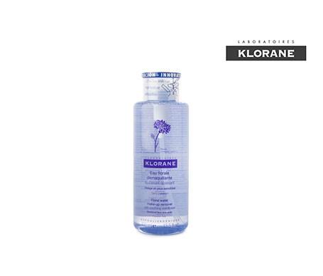 Klorane agua desmaquillante al aciano 400ml