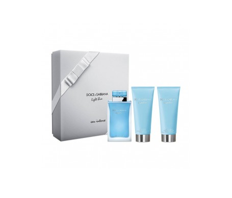 Dolce&Gabbana Light Blue Eau Intense Eau De Parfum 300ml