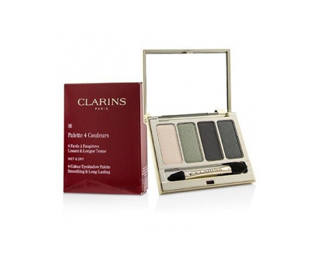 Clarins Palette 4 Couleurs Eyeshadow 06
