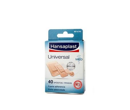 Hansaplast Universal surtido 40uds