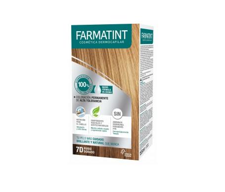 Farmatint 7D blond doré 60ml