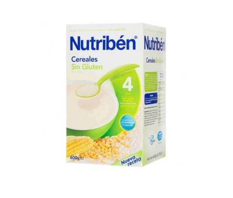 Nutribén® cereales sin gluten 600g