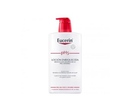 Eucerin loción enriquecida pH5 400ml