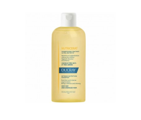 Ducray Shampooing Nutricerat 125ml