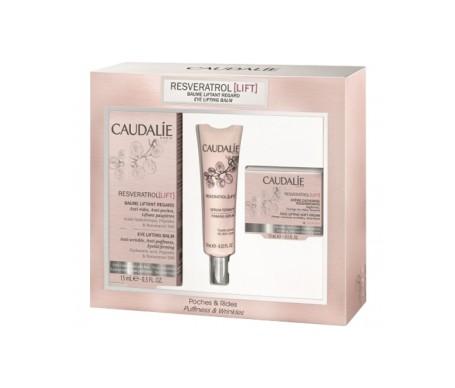 Caudalie Cofre Resveratrol Lift 15ml + Serum 10ml + Crema Dia 15