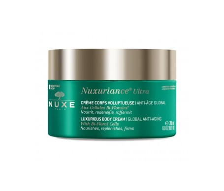 Nuxe Nuxuriance Ultra Luxurious Body Cream Global Anti-aging 200ml