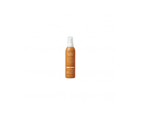 Avène Solar spray SPF20+ 200ml