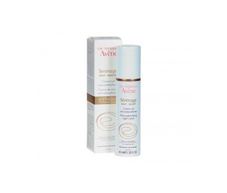 Avène Serenage mature skin anti-ageing night 40ml