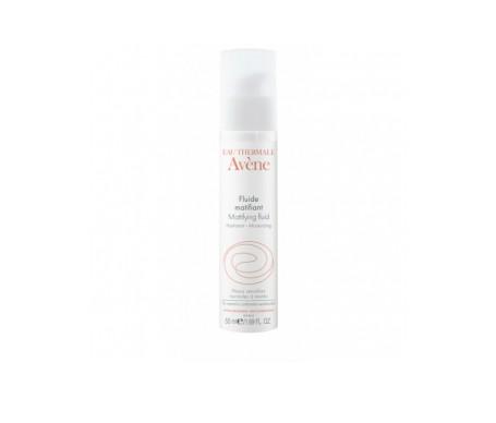 Avène fluido matificante piel normal/mixta 50ml