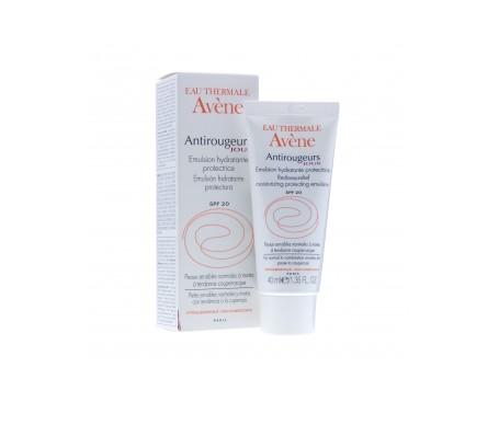Avène emulsión antirojeces hidratante protectora 40ml