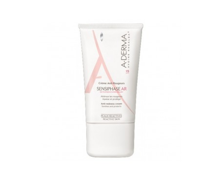 A-derma Sensiphase crema anti-rojeces 40ml
