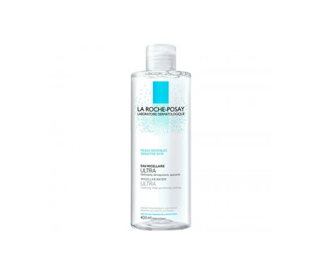 La Roche-Posay sensitive skin micellar water 400ml