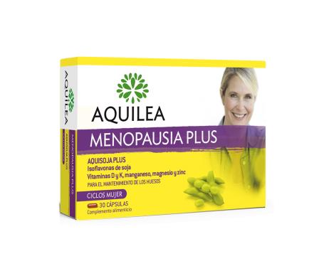 Aquisoja Plus 30cáps