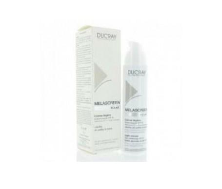 Ducray Melascreen iluminador crema ligera SPF15+ 40ml