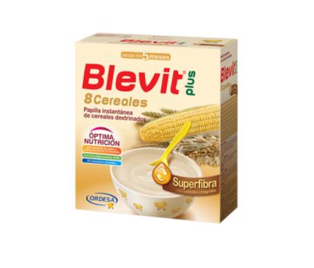 Blevit® plus 8 cereales Superfibra 600g