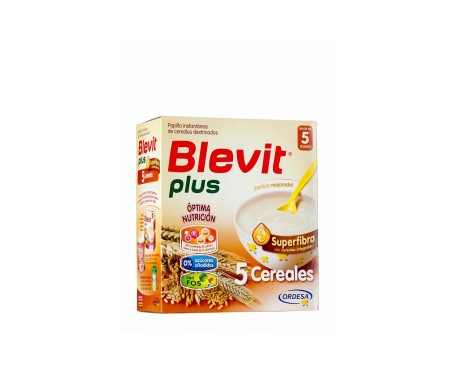 Blevit® plus 5 cereales Superfibra 600g