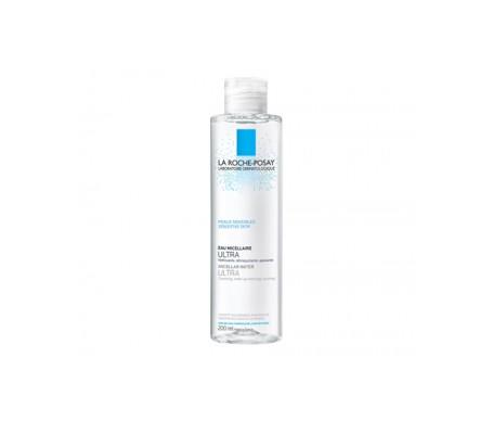 La Roche Posay agua micelar ultra piel sensible 200ml