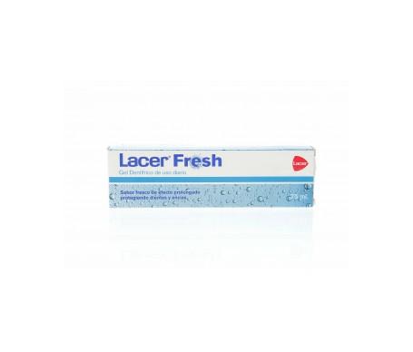 Lacer™ Fresh Gel dentifrice 75 ml