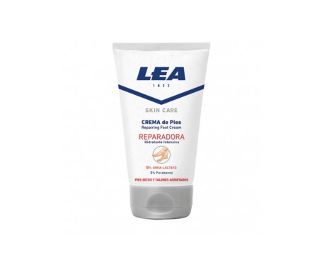 Lea Skin Care Crema De Pies Reparadora Urea 125ml