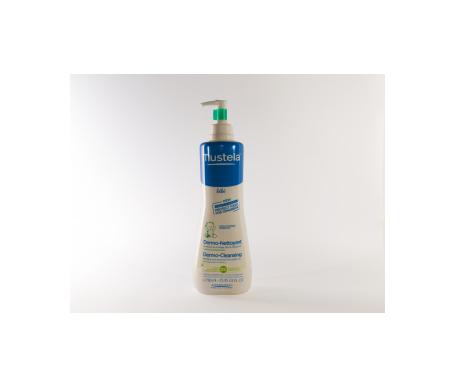 Mustela gel dermo-limpiador 750 ml
