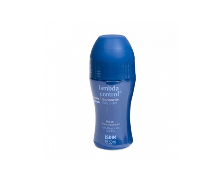 Lambda Control® desodorante roll on antitranspirante 50ml