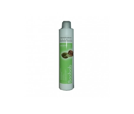 Transparent Clinic Body Milk-baobab 250ml