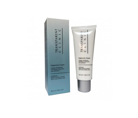 Transparent Clinic Hyaluronic Cream Intensive 50ml