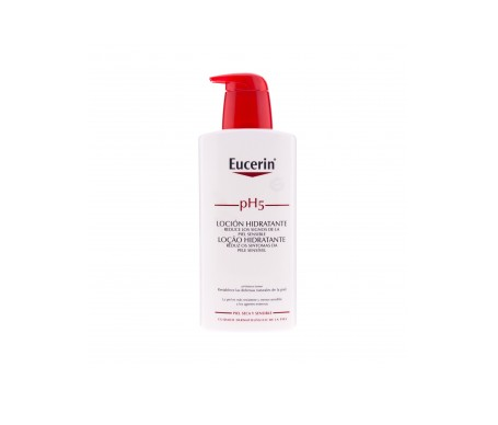 Eucerin® loción pH5 400ml