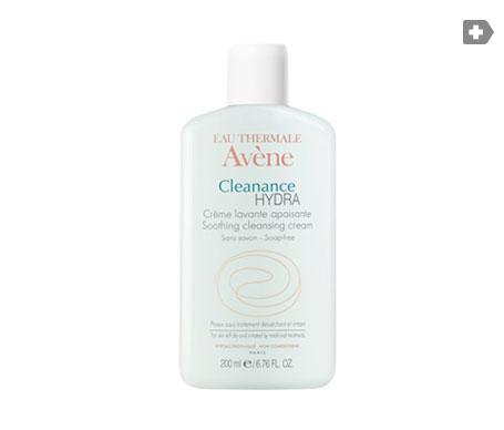 Avène Cleanance Hydra crema limpiadora calmante 200ml