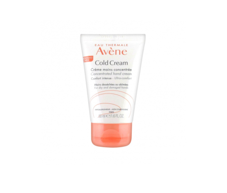 Avène Cold Cream crema de manos 50ml