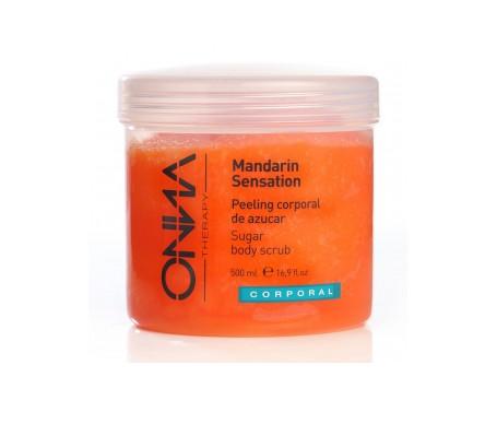Onna Therapy Mandarin Sensation Peeling Corporal De Azucar 500ml