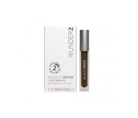 Wunderbrow Dark Brown Eyebrow Gel 41g