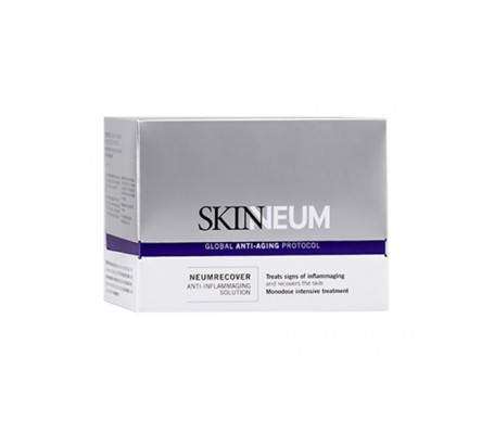 Skinneum Neumrecover Anti-inflammaging Solution 15 + 15 ampollas