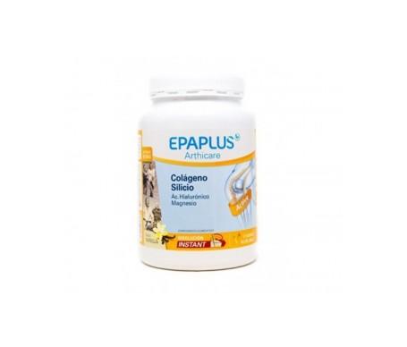 Epaplus Colageno + Silicio + Hialuronico + Magnesio Polvo Vainil