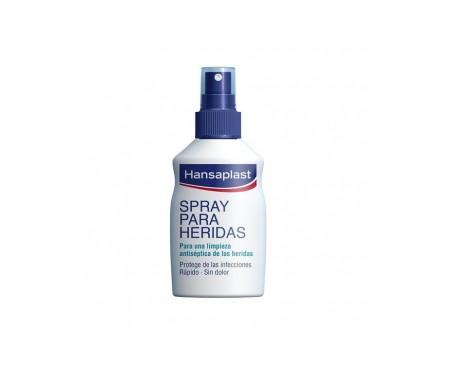 Hansaplast Spray Para Heridas 100ml