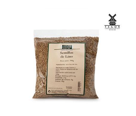 GHF semillas de lino 250g
