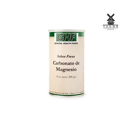 GHF carbonato de magnesio fresa 180g