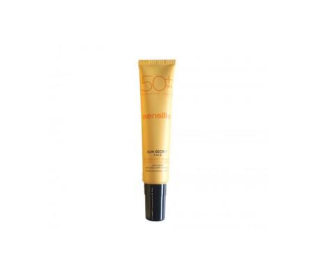 Sensilis Sun Secret Crema ultraligera SPF50+ 40ml