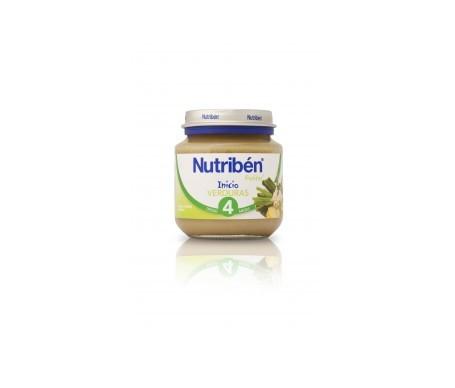 Nutribén® Potitos® inicio verduras 130g