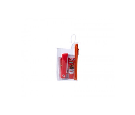 PHB® Junior kit cepillo 1ud + pasta 15ml