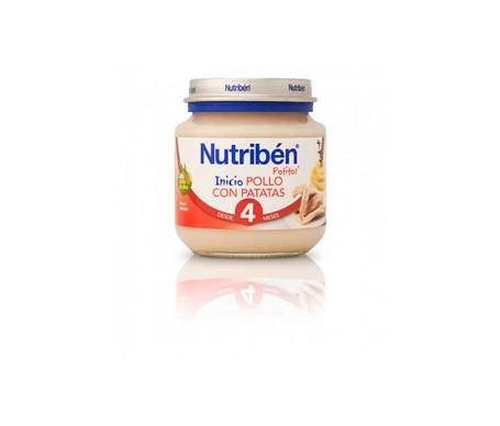 Nutribén® Inicio Potito® pollo con patatas 130g