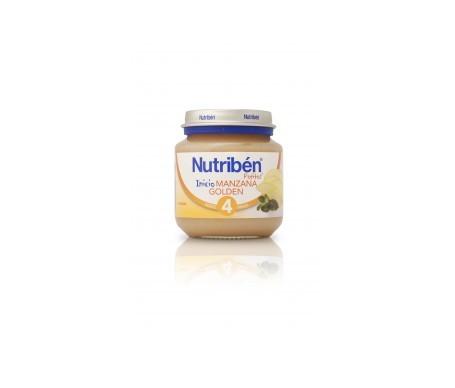 Nutribén® Inicio Potito® manzana golden 130g
