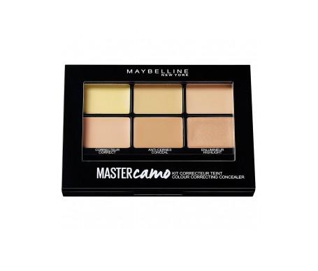 Maybelline Face Studio Mastercamo Correcteur Teint Kit 02 Medium