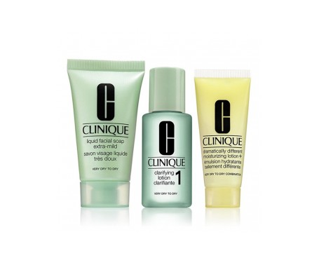 Clinique 3 Step Skin Care System Nâº1