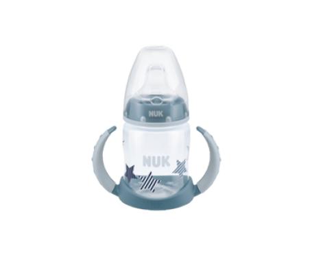 Nuk® biberón entrena Donald tetina silicona 6-12 meses 150ml 1ud