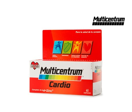 Multicentrum Cardio 60comp
